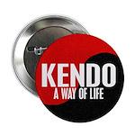 KENDO A Way Of Life Yin Yang 2.25