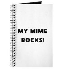 MY Mime ROCKS! Journal
