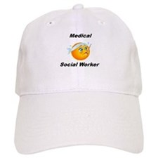 Medical Social Worker Baseball Cap
