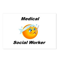 Medical Social Worker Postcards (Package of 8)