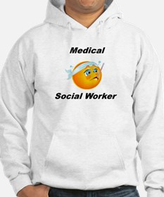 Medical Social Worker Hoodie