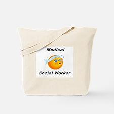 Medical Social Worker Tote Bag