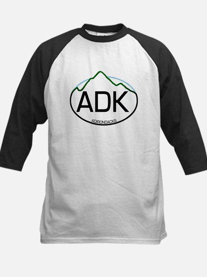 ADK Oval Kids Baseball Jersey