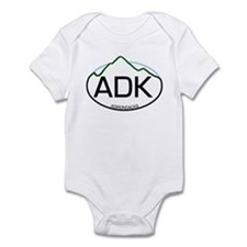 ADK Oval Infant Bodysuit