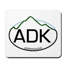 ADK Oval Mousepad
