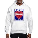 Missouri Hooded Sweatshirt
