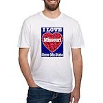 Missouri Fitted T-Shirt
