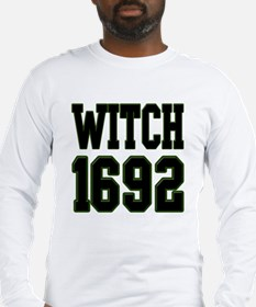 Witch 1692 Long Sleeve T-Shirt