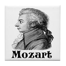 Mozart Tile Coaster