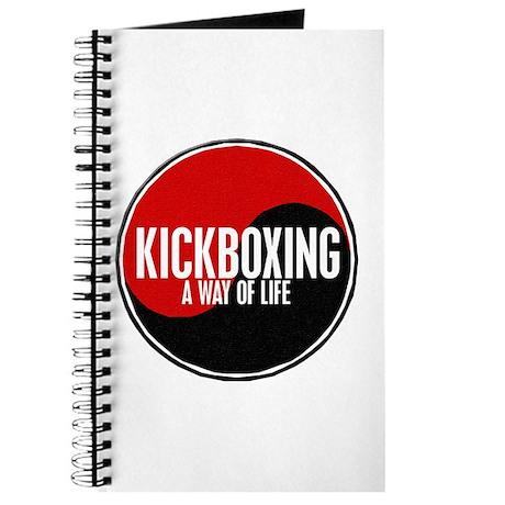KICKBOXING Way Of Life Yin Yang Journal