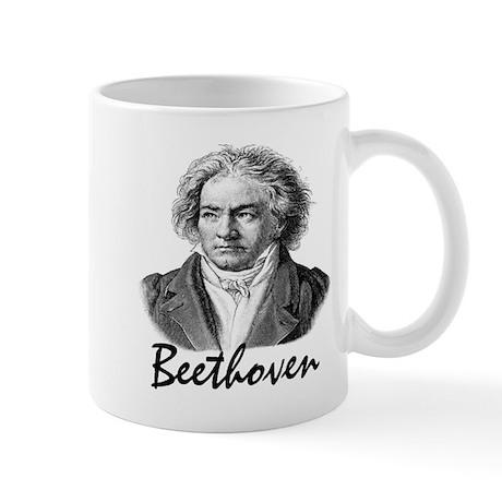 Beethoven Mug