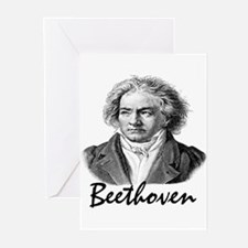 Beethoven Greeting Cards (Pk of 10)