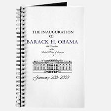 Obama Inauguration Journal