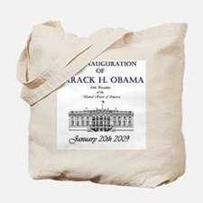 Obama Inauguration Tote Bag