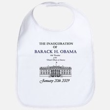 Obama Inauguration Bib