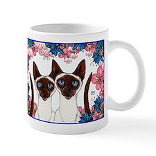 Siamese cat mug Mug