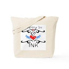 Pretty in INK Tote Bag