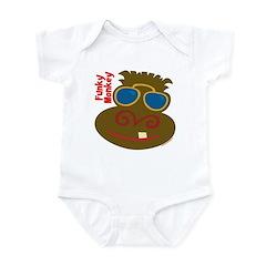 Funky Monkey Infant Bodysuit