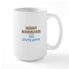 Playing Games Mug