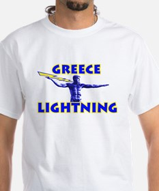"""Greece Lightning"" Shirt"