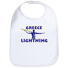"""Greece Lightning"" Bib"