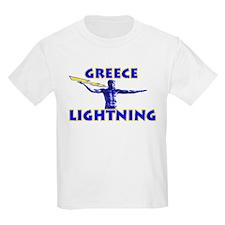 """""""Greece Lightning"""" T-Shirt"""