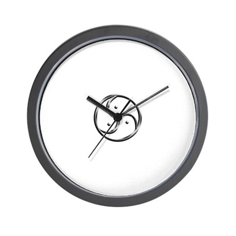 """""""Let Those in the Know"""" know Wall Clock"""