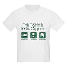 """100% Organic"" T-Shirt"