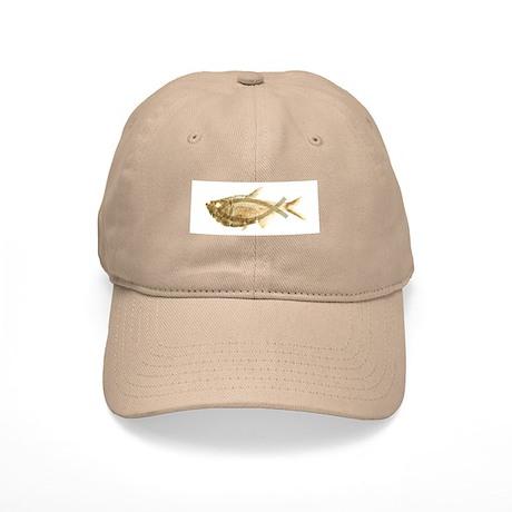 Fossil fish Cap