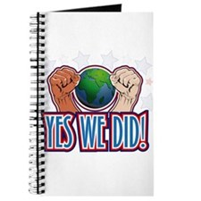 Unique Yes we can Journal
