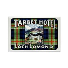 Loch Lomond Scotland Rectangle Magnet