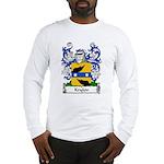 Krylov Family Crest Long Sleeve T-Shirt