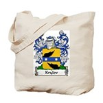 Krylov Family Crest Tote Bag