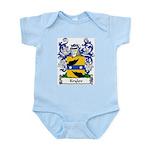 Krylov Family Crest Infant Creeper