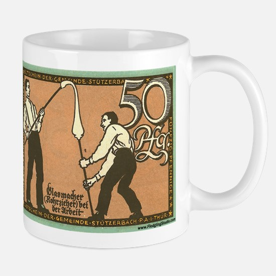 Vintage hot shop Mug