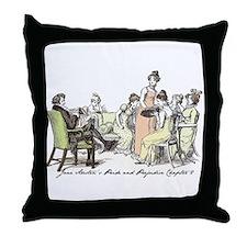 Hugh Thompson Ch 2 Throw Pillow