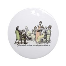 Hugh Thompson Ch 2 Ornament (Round)