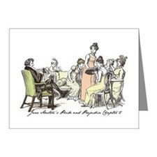 Hugh Thompson Ch 2 Note Cards (pk Of 10)