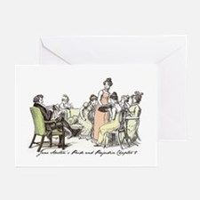Hugh Thompson Ch 2 Greeting Cards (pk Of 20)