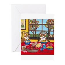 Apple Pie Greeting Cards (Pk of 10)