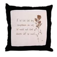Mr Bennet 1 of 3 Throw Pillow