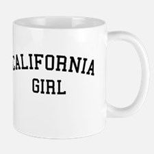 California Girl Mug