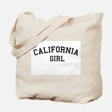 California Girl Tote Bag