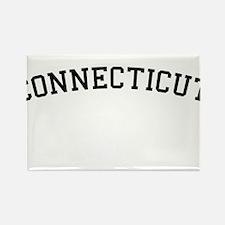 Connecticut Rectangle Magnet