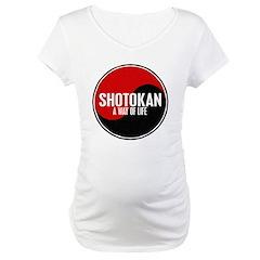SHOTOKAN Way Of Life Yin Yang Shirt