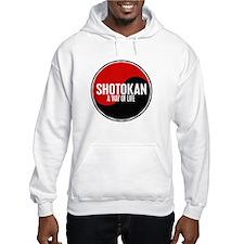 SHOTOKAN Way Of Life Yin Yang Hoodie