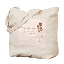 Mr. Bennet 3 of 3 Tote Bag