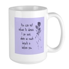 Refuse To Dance Mug