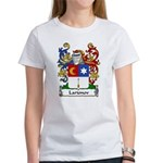 Larionov Family Crest Women's T-Shirt