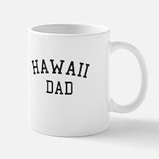 Hawaii Dad Mug